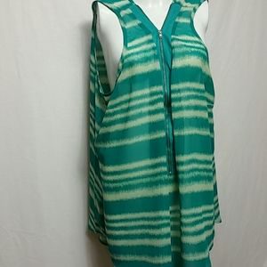 Maurices Size 3 Woven Tunic Blouse